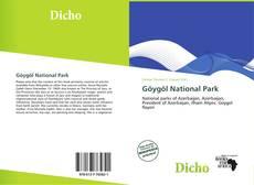 Bookcover of Göygöl National Park