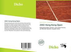 Bookcover of 2002 Hong Kong Open