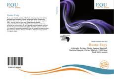 Bookcover of Duane Espy