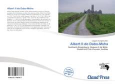 Обложка Albert II de Dabo-Moha