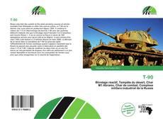 Capa do livro de T-90