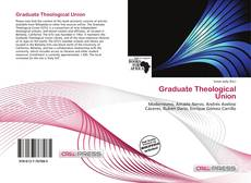 Portada del libro de Graduate Theological Union