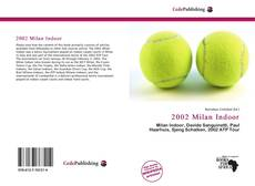 Borítókép a  2002 Milan Indoor - hoz