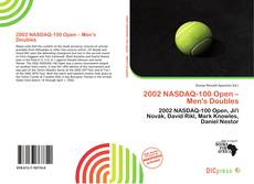 Bookcover of 2002 NASDAQ-100 Open – Men's Doubles