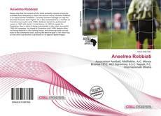 Capa do livro de Anselmo Robbiati