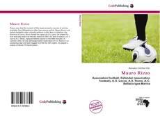 Capa do livro de Mauro Rizzo