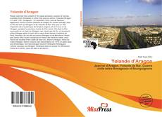 Bookcover of Yolande d'Aragon