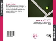 Couverture de 2002 Ordina Open