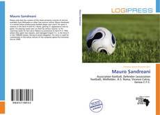 Capa do livro de Mauro Sandreani