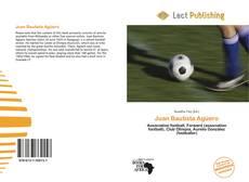 Buchcover von Juan Bautista Agüero