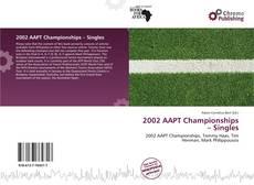 Обложка 2002 AAPT Championships – Singles