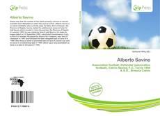 Alberto Savino kitap kapağı