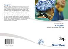 Bookcover of Hemp Oil