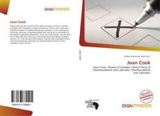 Bookcover of Joan Cook
