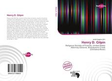Henry D. Gilpin的封面