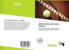Couverture de 2002 BellSouth Open – Singles