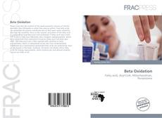 Bookcover of Beta Oxidation