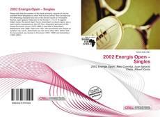 Buchcover von 2002 Energis Open – Singles