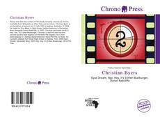 Bookcover of Christian Byers