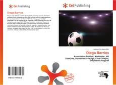 Buchcover von Diego Barrios