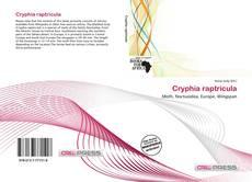Borítókép a  Cryphia raptricula - hoz