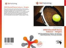 Bookcover of 2002 Davidoff Swiss Indoors – Singles
