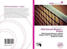 Couverture de 2002 Canada Masters – Singles