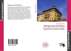 Portada del libro de Marguerite de Rohan