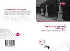Couverture de Victor-Amédée III de Sardaigne
