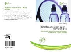 2002 Idea Prokom Open – Men's Singles的封面