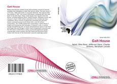 Bookcover of Galt House