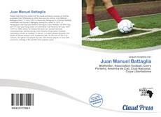 Capa do livro de Juan Manuel Battaglia