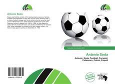 Buchcover von Antonio Soda