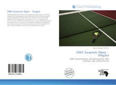 Borítókép a  2002 Generali Open – Singles - hoz