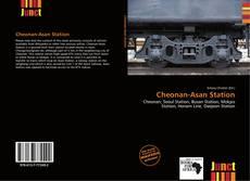Cheonan-Asan Station kitap kapağı