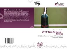 Couverture de 2002 Open Romania – Singles