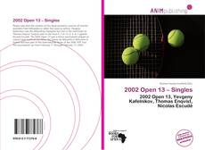 Couverture de 2002 Open 13 – Singles