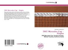 Bookcover of 2002 Mercedes Cup – Singles