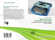 Capa do livro de Malcolm Brown (Australian Journalist)
