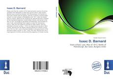 Isaac D. Barnard的封面