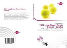 Обложка 2002 Legg Mason Tennis Classic – Singles