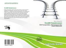 Portada del libro de CL&W Subdivision