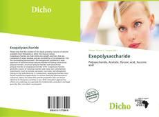 Couverture de Exopolysaccharide