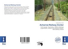 Обложка Acharnai Railway Center