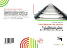 Couverture de Confederation Locomotive