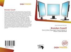 Brendan Cowell kitap kapağı
