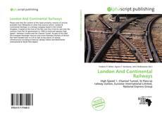 Portada del libro de London And Continental Railways