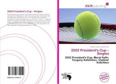 Bookcover of 2002 President's Cup – Singles