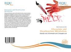 Portada del libro de Glyoxylate and Dicarboxylate Metabolism