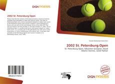 Portada del libro de 2002 St. Petersburg Open